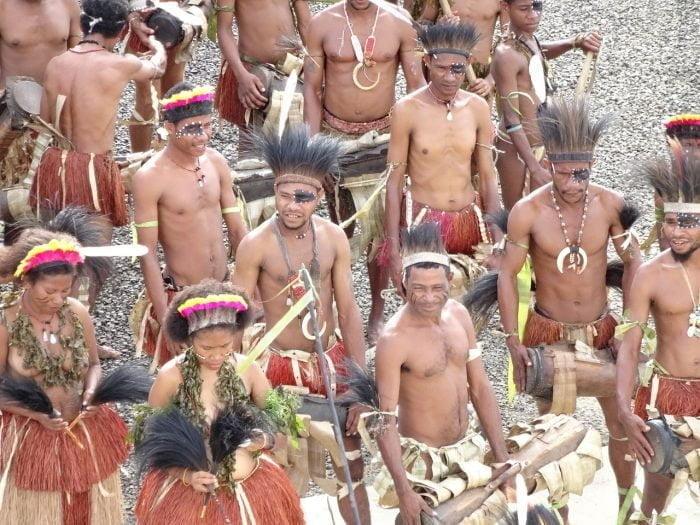 Penduduk Asli Australia Suku Aborigin