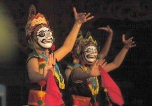 Tari Topeng Kuncaran dari Jawa Barat