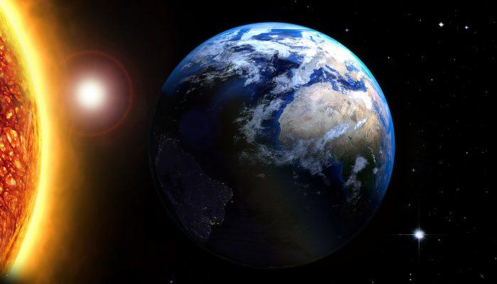 Bumi Adalah Planet Ke 3 Dari Matahari