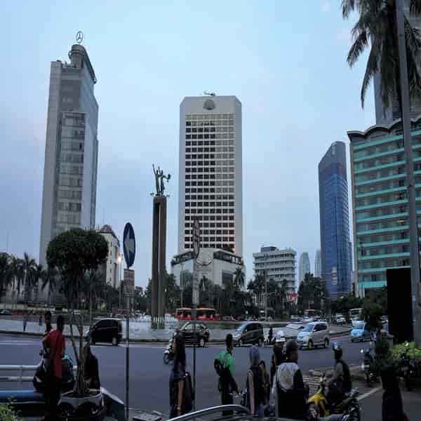 Kota Kembar Jakarta