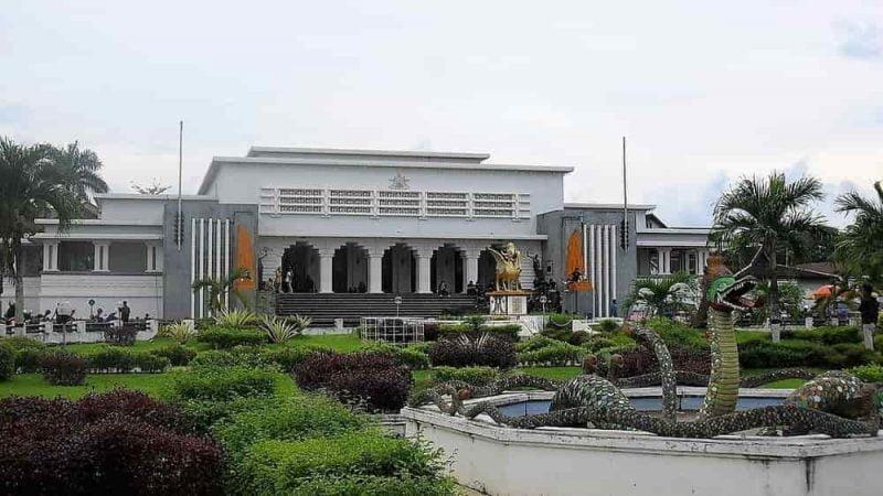 Museum Mulawarman - Kerajaan Kutai