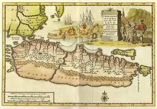Peta Jawa - Kerajaan Demak 2