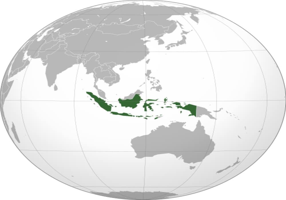5 Pulau Terbesar Di Indonesia Sebagian Masuk Wilayah Negara Tetangga