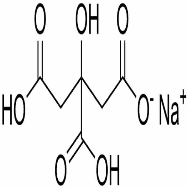 Rumus Kimia Asam Sitrat - Pinter Pandai