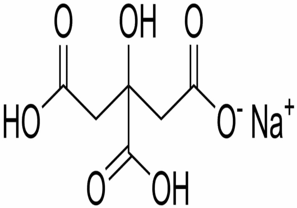 Rumus Kimia Asam Sitrat Pinterpandai