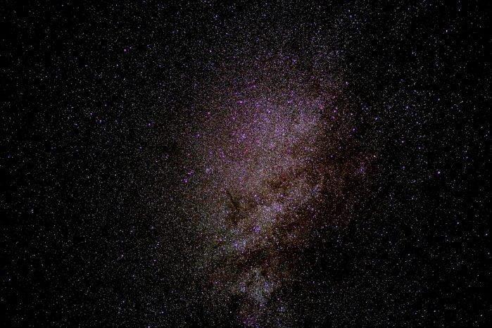 astronomi galaksi