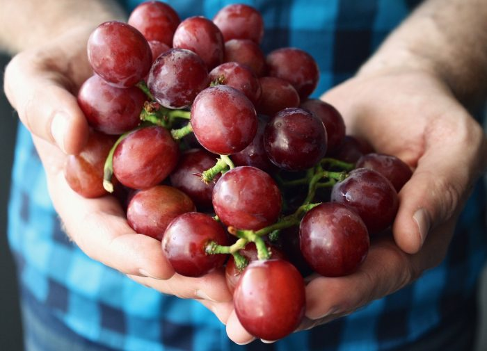 Melawan Depresi Dengan Memakan Anggur Merah