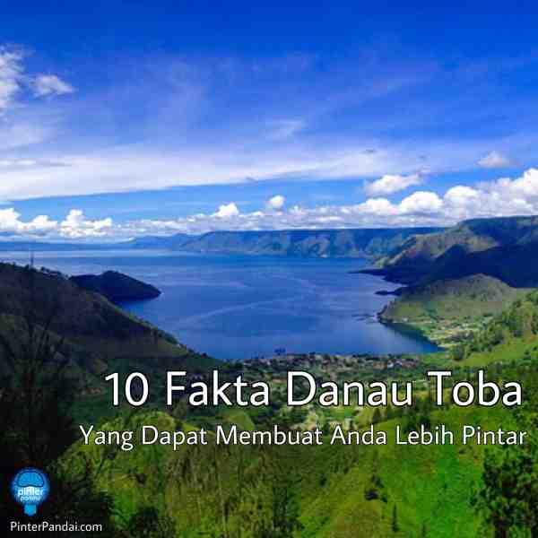 Fakta Danau Toba