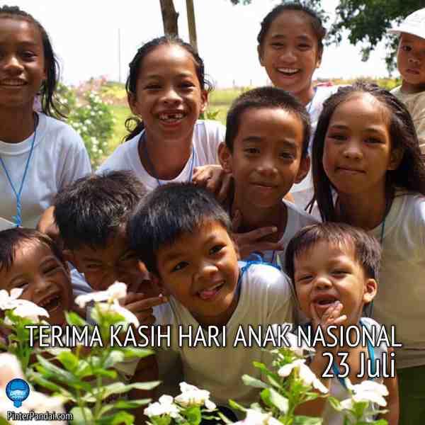Hari Anak Nasional 23 Juli