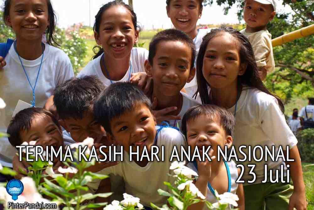 Hari Anak Nasional Indonesia