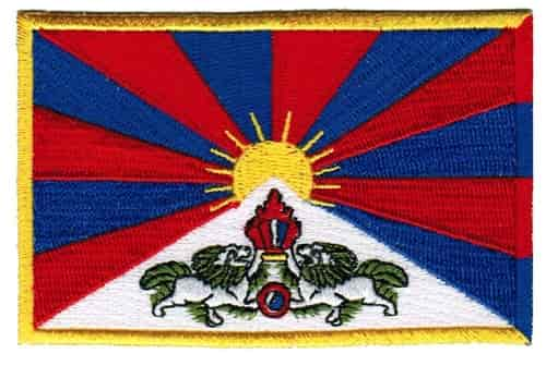 Bendera Tibet