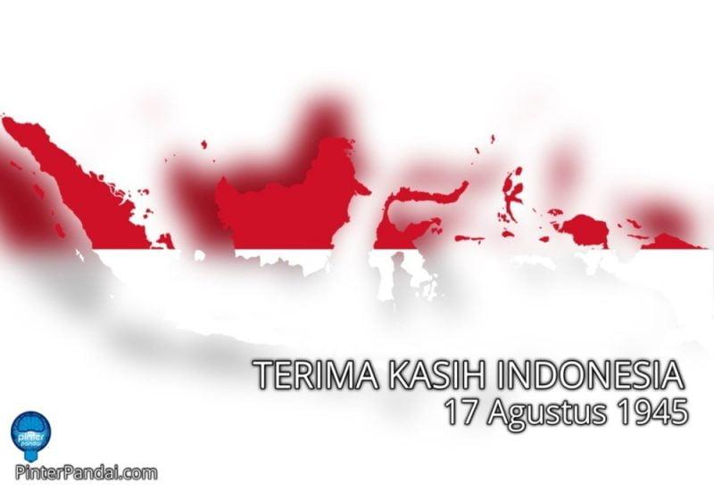 Indonesia Merdeka 17 Agustus 1945