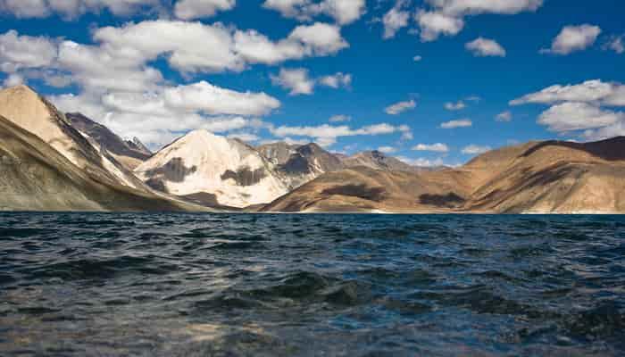 Pangong tso Tibet