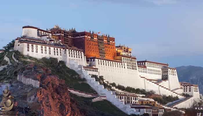 Polata Palace Tibet