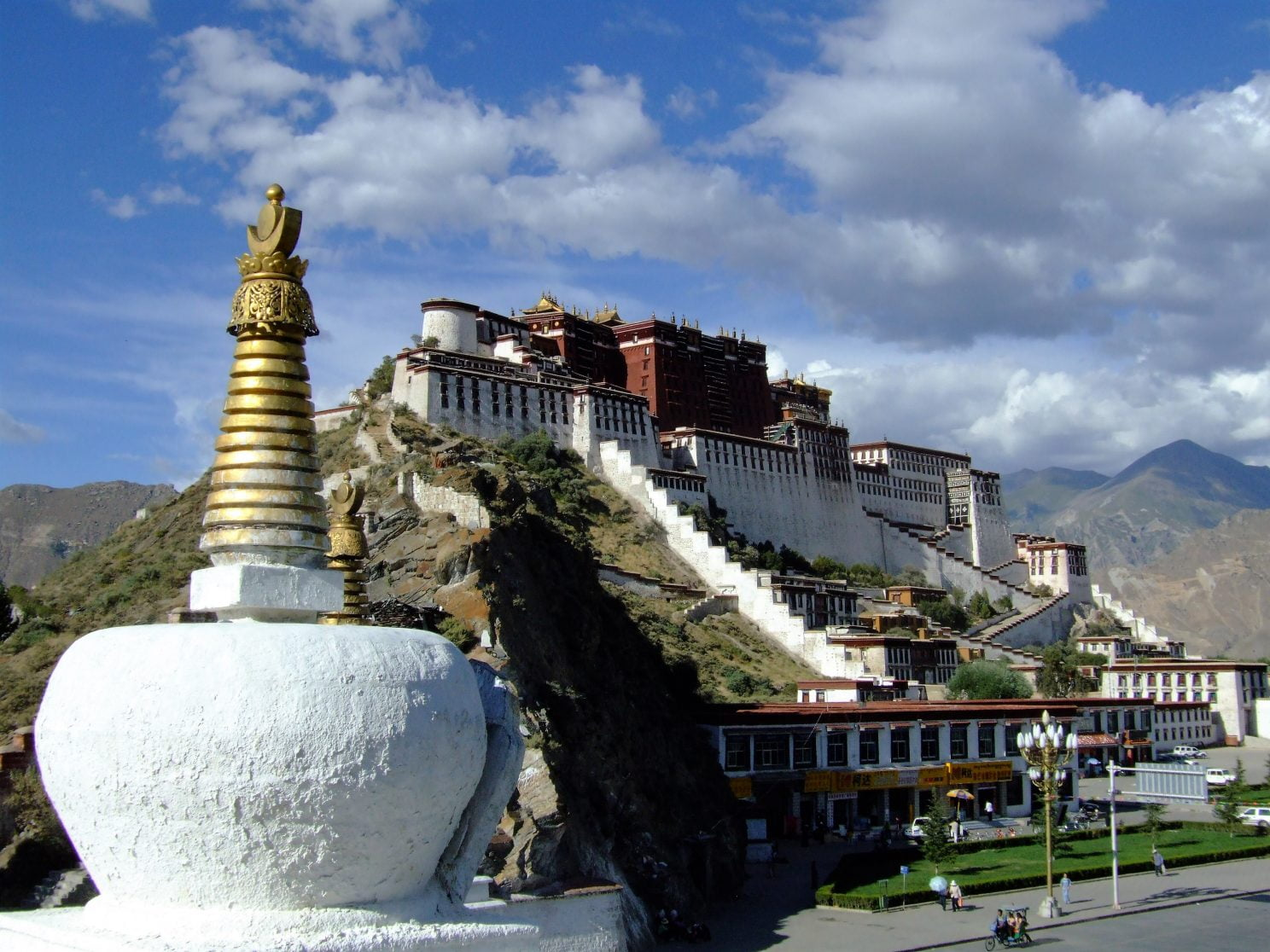 Tibet - Cina - Istana Potala