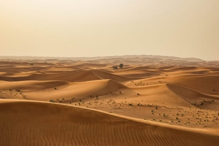 Fakta Gurun Sahara