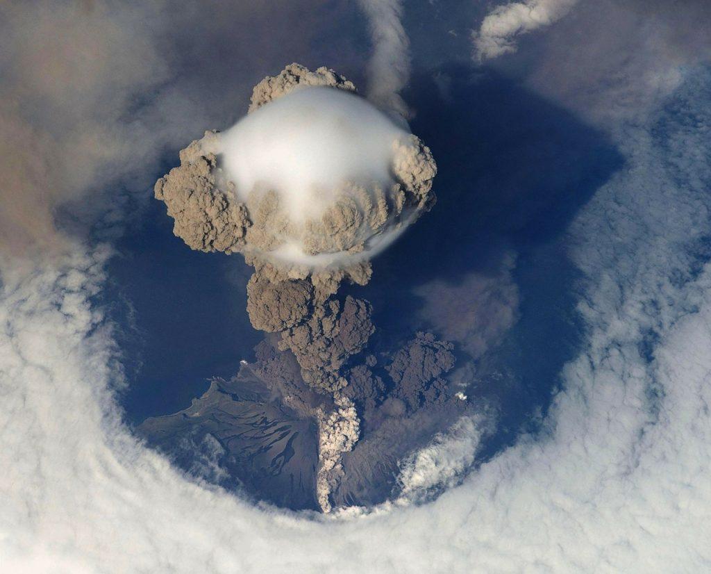 Vulkano gunung berapi