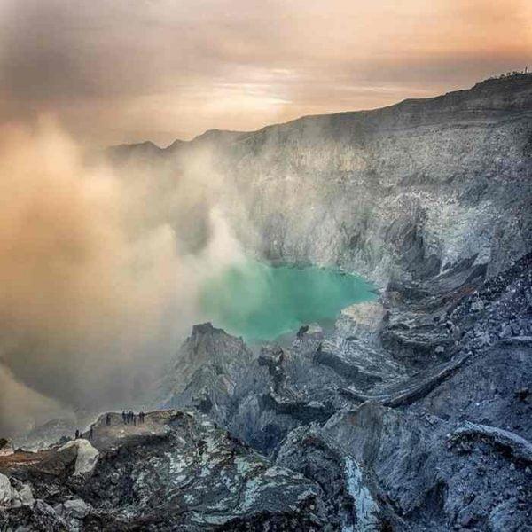 Mengapa Gempa Bumi Vulkanik Bisa Terjadi? - PINTERPandai
