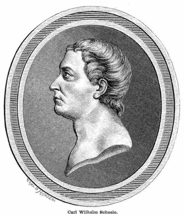 Carl Wilhelm Scheele - Penemu Oksigen