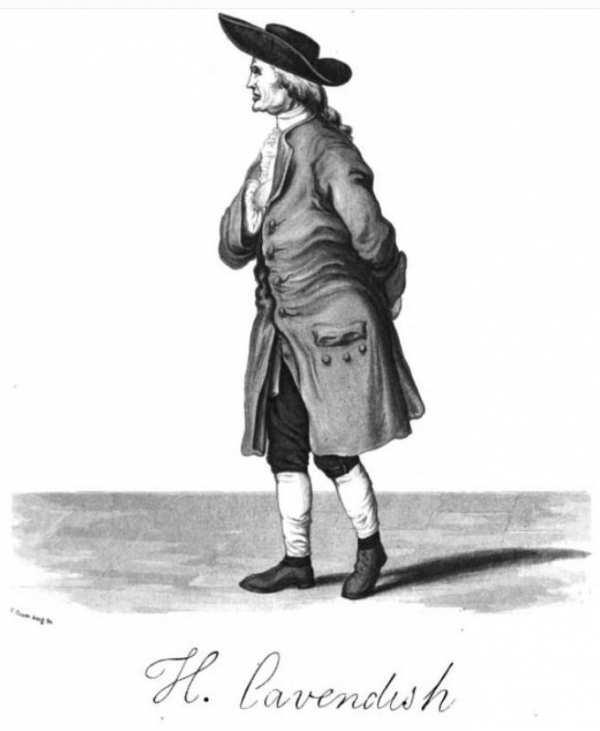 Henry Cavendish - Penemu Hidrogen