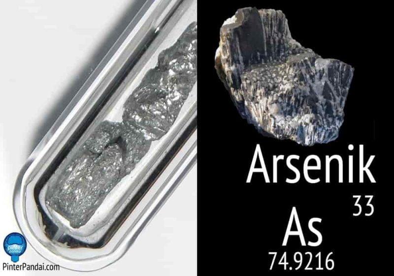 Arsenik adalah
