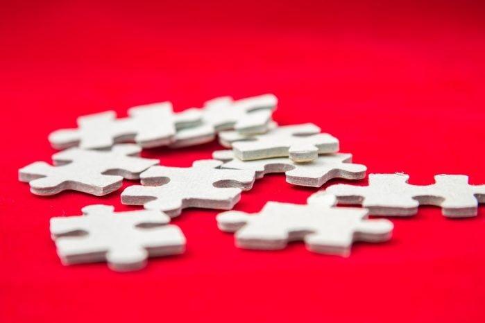 Puzzle pengasah otak