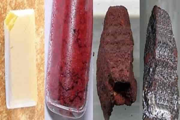 Fosforus putih, merah dan fosforus ungu