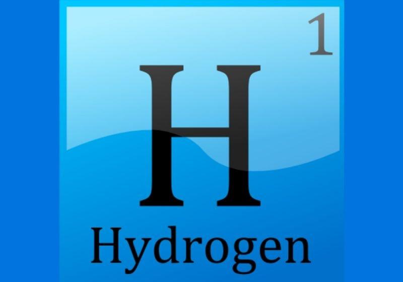 Hidrogen simbol