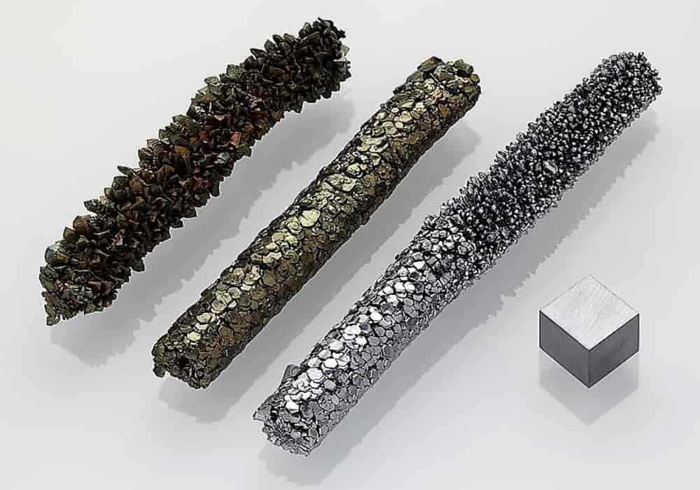 Vanadium Adalah Unsur Kimia Memiliki Lambang V Dan Nomor Atom 23