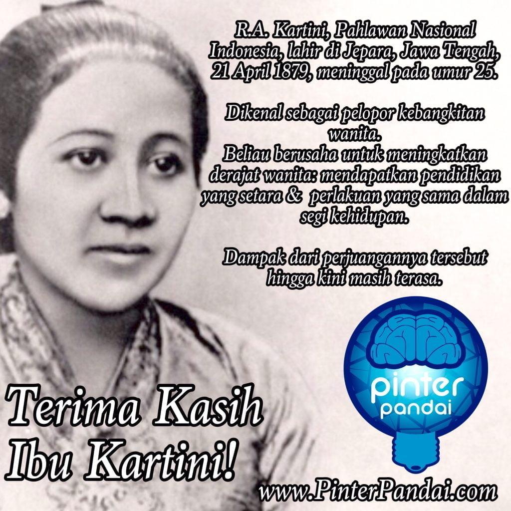 Dampak perjuangan Ibu Kartini