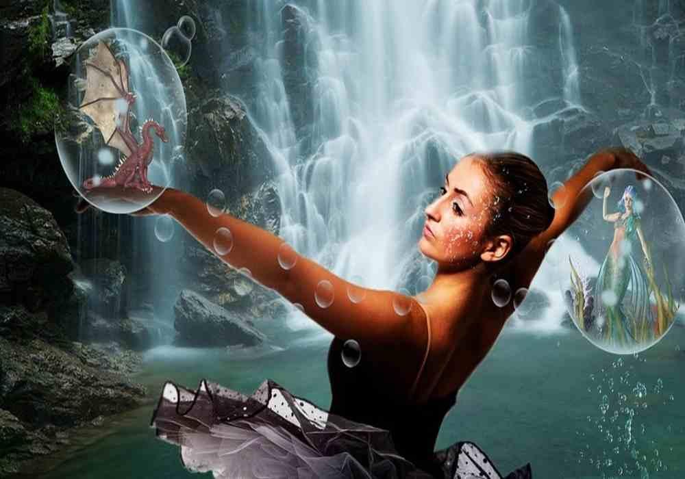 Arti mimpi air