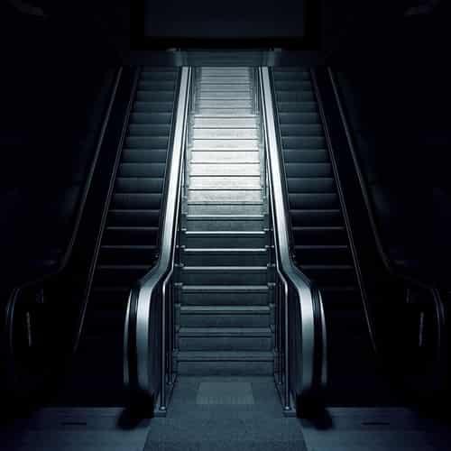 Arti mimpi eskalator