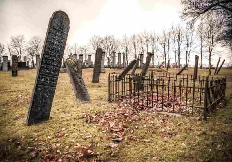 Arti mimpi makam kuburan