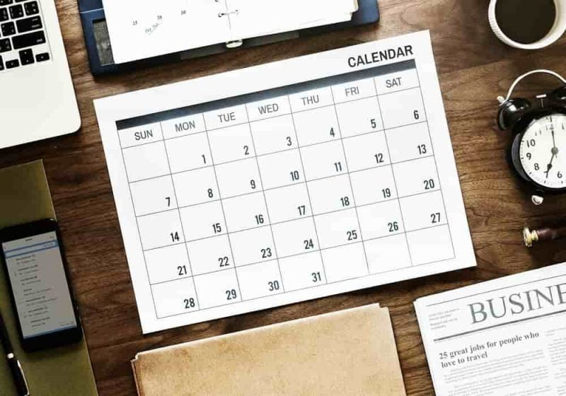 arti mimpi tanggalan kalender