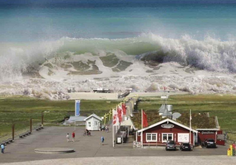 Bencana tsunami dan fakta tsunami