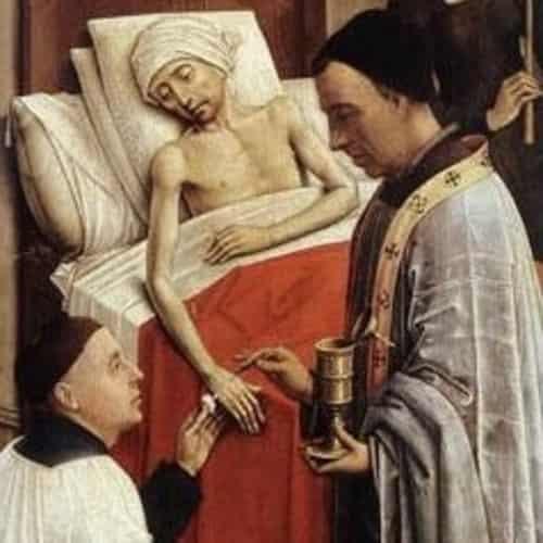 Sakramen katolik pengurapan orang sakit