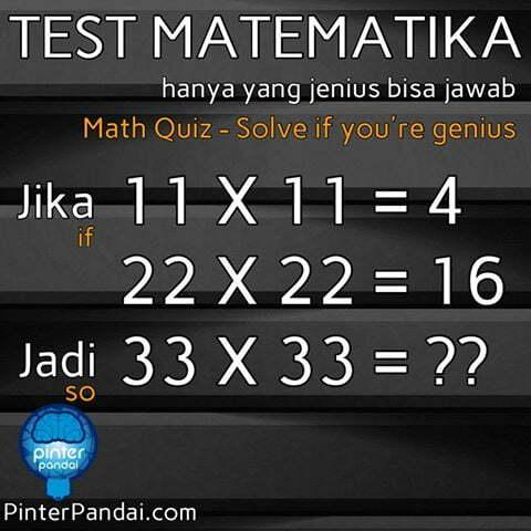 quiz matematika deret aritmatika