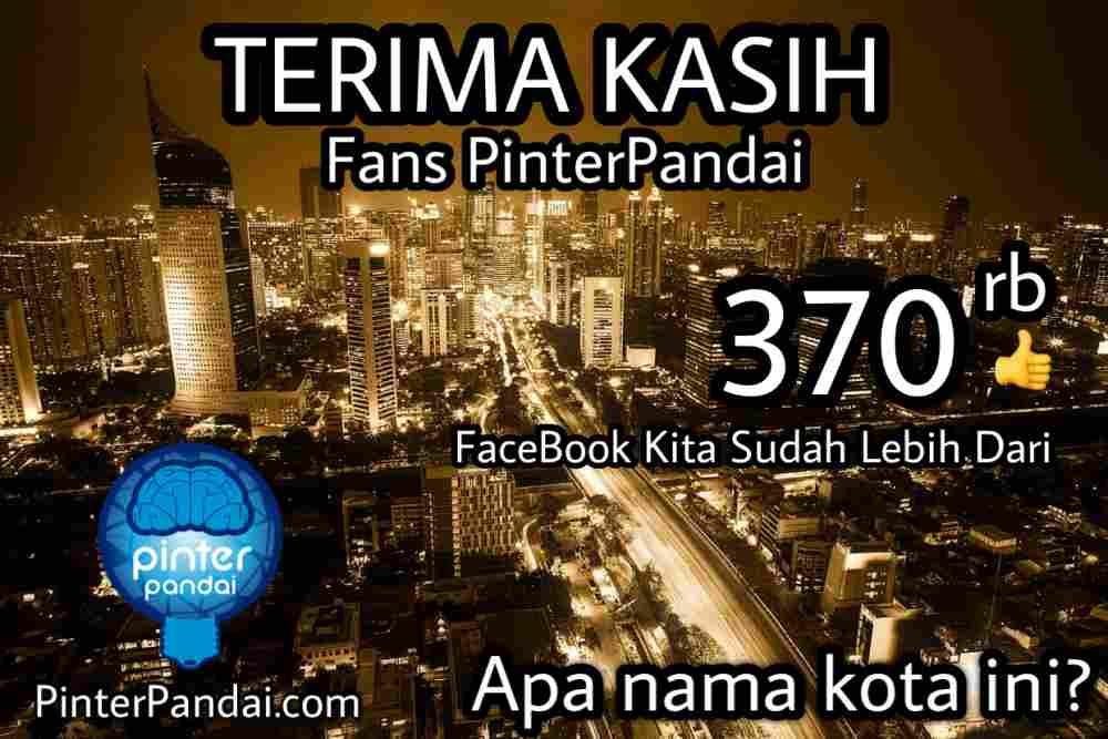 Terima Kasih Fans Pinter Pandai