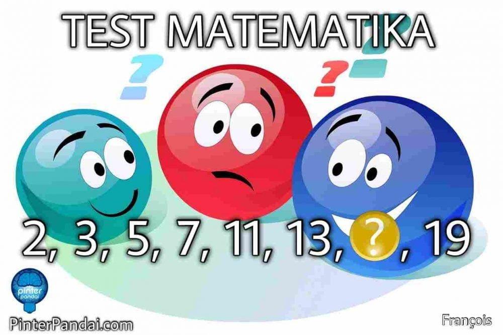 Kuis Matematika Deret Angka
