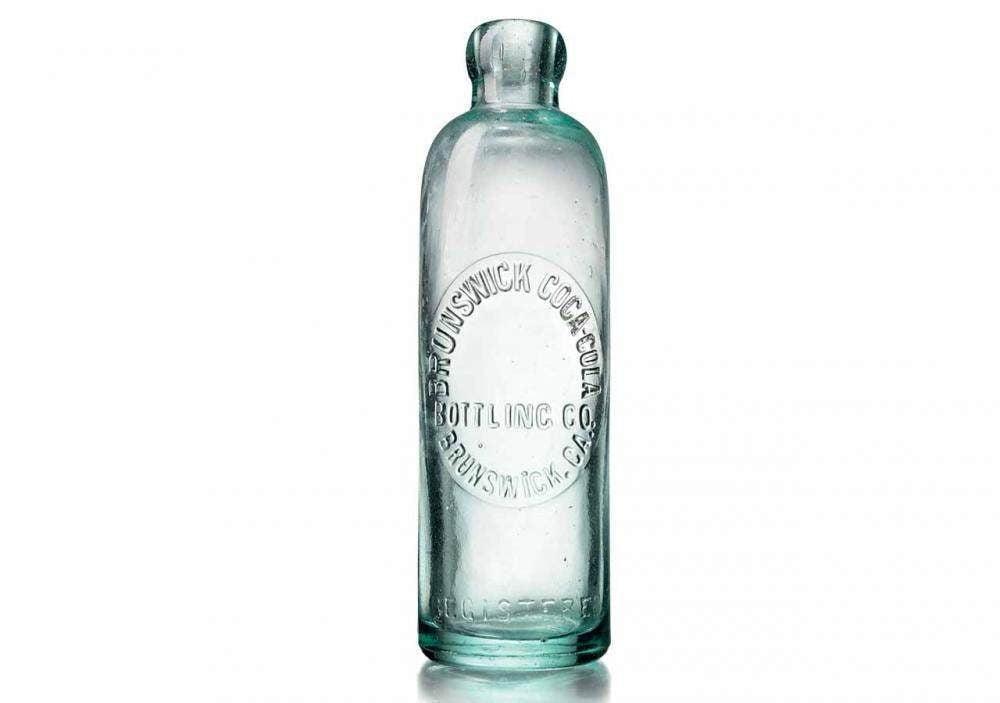 Botol Coca Cola 1899
