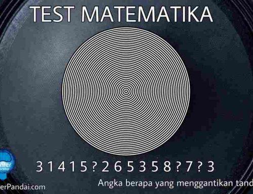 Rumus-Rumus Lingkaran & Volume – Tes Matematika Lingkaran