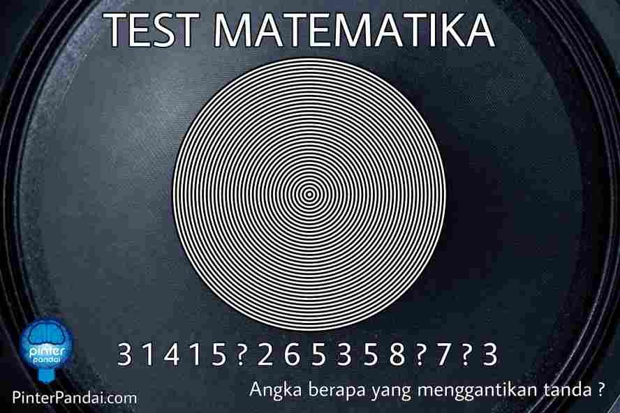 Rumus lingkaran - Tes Matematika Lingkaran