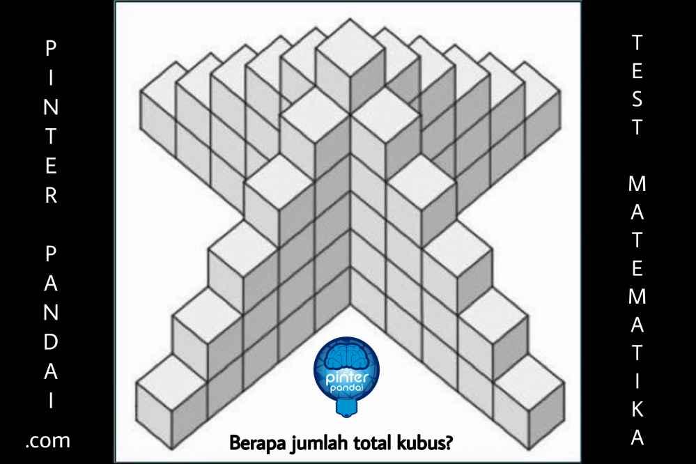 tes matematika kubus
