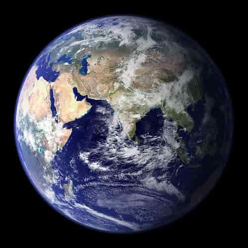 Foto Bumi, diambil oleh NASA