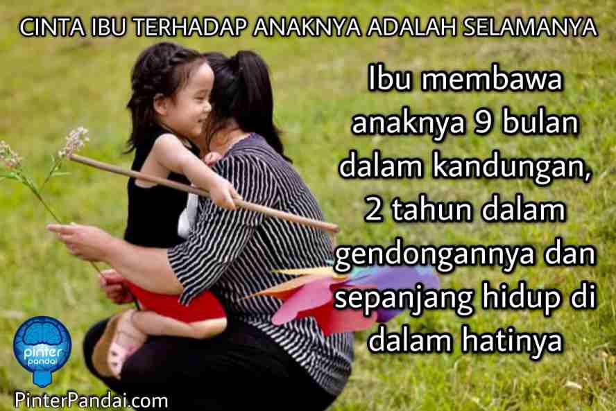 Cinta Ibu Terhadap Anak