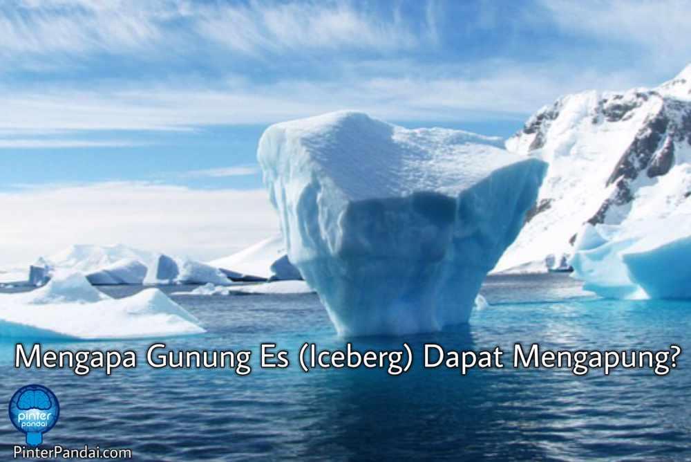 Gunung Es Iceberg