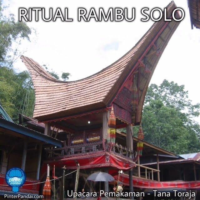 Ritual Rambu Solo - Tana Toraja