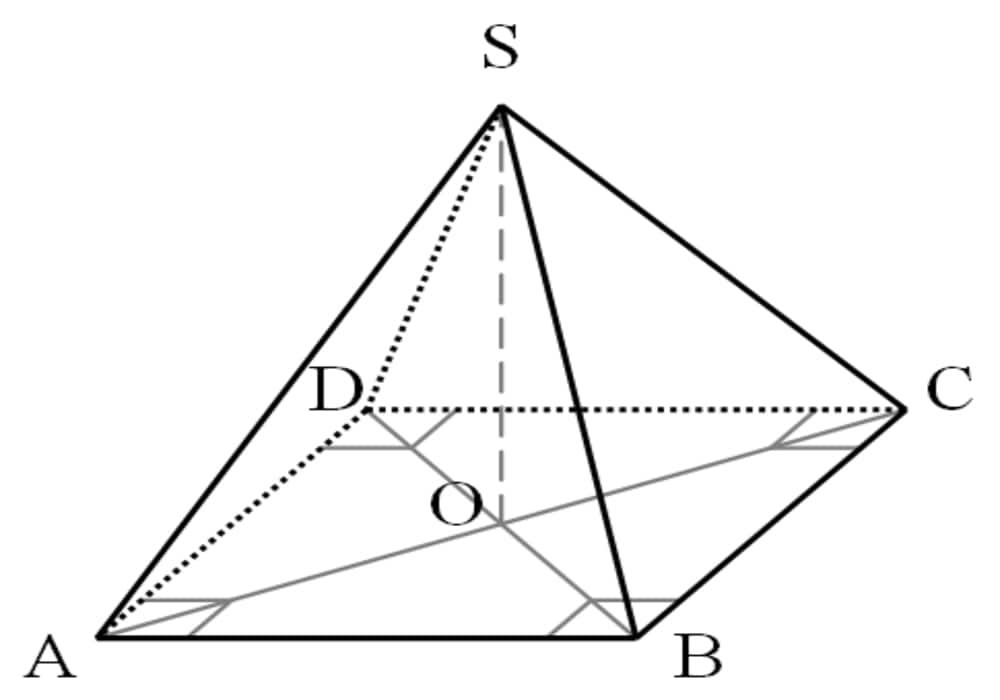 Rumus Limas Matematika Berserta Contoh Soal Dan Jawaban