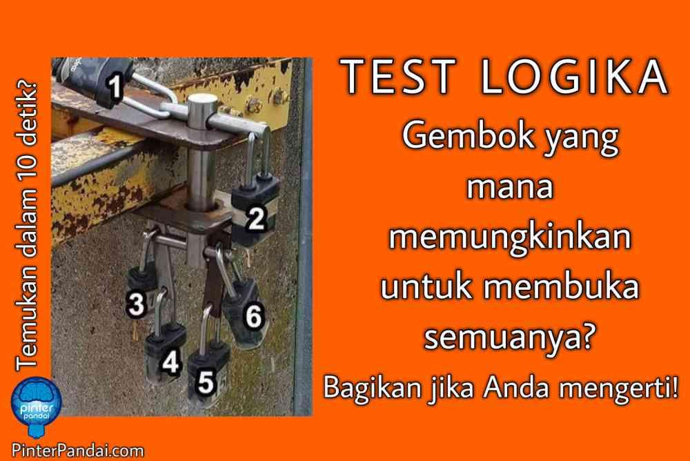 Tes Logika Dan Jawabannya