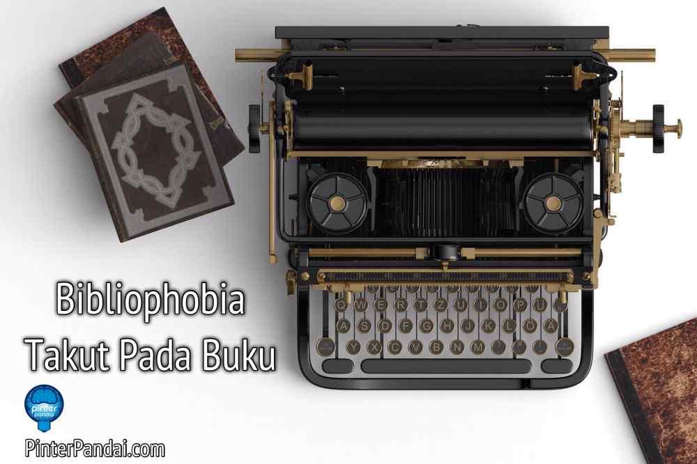 Bibliophobia - Takut Pada Buku